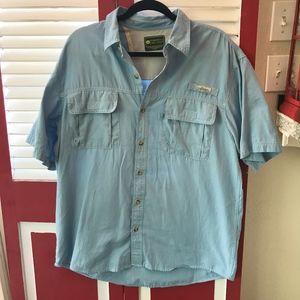 G.H. Bass Short-Sleeved Shirt